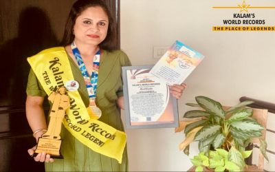 Created an Awareness of Womens Mensuration and Hygiene