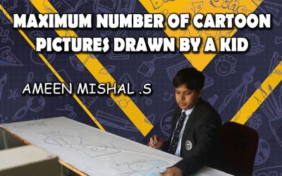 Maximum Number of Cartoon Pictures Drawn by a Kid
