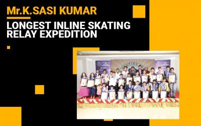 Longest Inline Skating Relay Expedition
