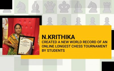 Created A New World Record Of An  Online Longest Chess Tournament  By Students