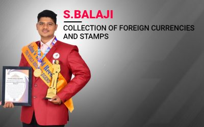 Collection of Foreign Currencies and Stamps