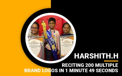 Reciting 200 Multiple Brand Logos in 1 Minute 49 Seconds