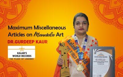 Maximum Miscellaneous Articles on Mandala Art