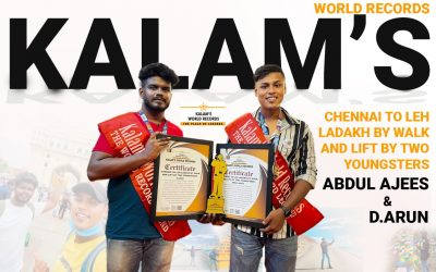 Chennai to Leh Ladakh by Walk and Lift by Two Youngsters