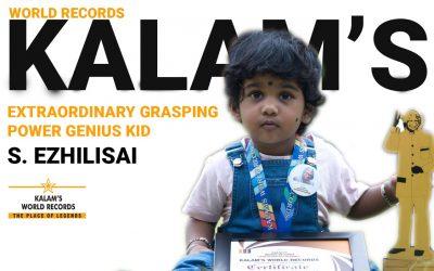 Extraordinary Grasping Power Genius Kids